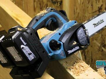 Renting out equipment (w/o operator): Makita 18V X2 36V LXT Lithium-Ion Chainsaw - XCU02Z