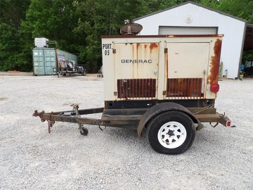 Selling: Towable Generators