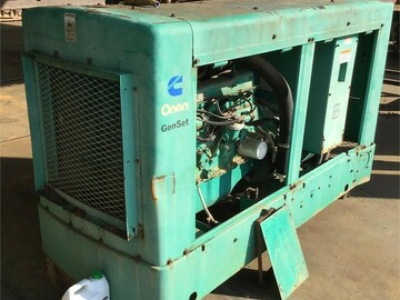 Selling: Stationary Generators