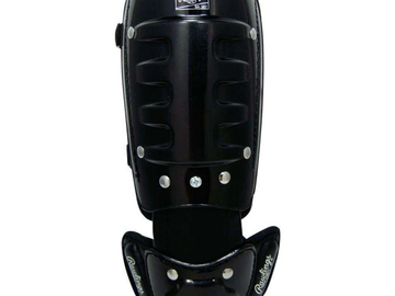 Buy Now: Rawlings Batter's Shin Guards – GREAT PRICE! GREAT RESALE!