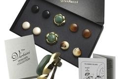 Liquidation/Wholesale Lot: 90 pairs Designer Interchangable Earrings $ .99 pr --Clip Style