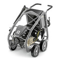 Renting out equipment (w/ operator): Karcher pressure washer with operator