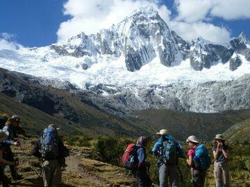 Offering with online payment: Trekking Santa Cruz - Llanganuco  - Cordillera Blanca Guided Trip