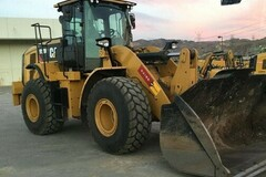 Renting out equipment (w/o operator): CATERPILLAR 950 2016