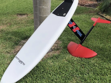 For Rent: Super fun 6ft foil surfboard