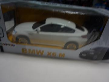 Vente: BMW X6 M _ Radio commandée
