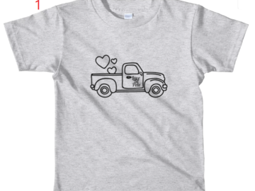 Selling with online payment: Kids St Pete T-Shirts