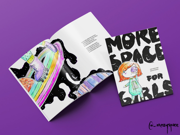 Illustration work : Package of illustrations (16 pages) + cover + formatting