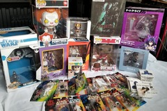 Compra Ahora: Star Wars, Funko and more Collectibles