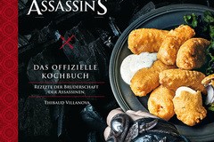 Selling with right to rescission (Commercial provider): ASSASSIN'S CREED - Das offizielle Kochbuch