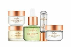 Selling with online payment: Distillery Complete Skincare Kit