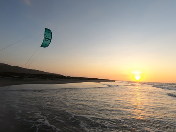 Course & Accomodation: 8 Hours Kite Course & 5 Days Accomodation in Cartagena, Caribbean