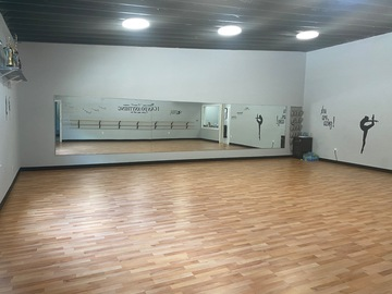 List a Space: Dance Studio room for rent