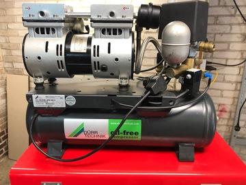 Artikel aangeboden: Durr luchtcompressor