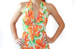 Selling with online payment: Custom Swimsuit