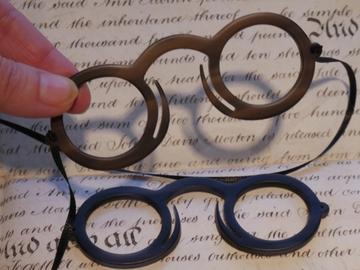 Verkaufen mit Widerrufsrecht (Gewerblicher Anbieter): Spring glasses from the Middle Ages