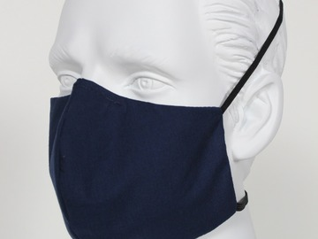 Sell your product: 100% Cotton Face Cover/Mask – Re-usable