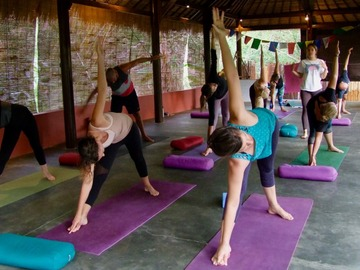 Class Offering: Yin Yang Yoga Balance your energy today