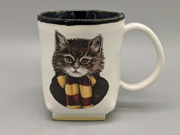 Selling with online payment: Cat Mug 3