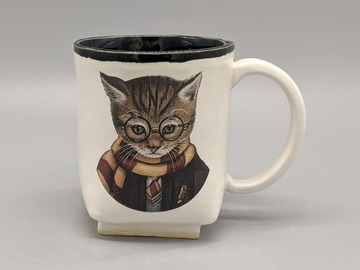 Selling with online payment: Cat Mug 2