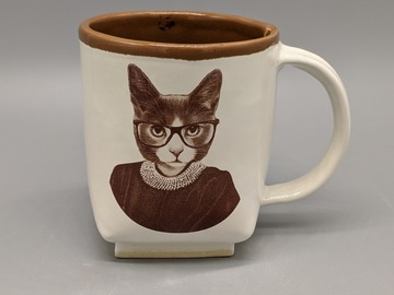 Selling with online payment: RBG Mug