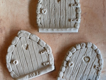 Selling with online payment: Personalized Fairy Door