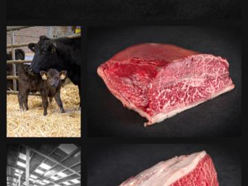 Vente avec paiement en direct: Caissette de Viande bovine wagyu