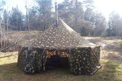 Leier ut (per day): SA 10 teltta