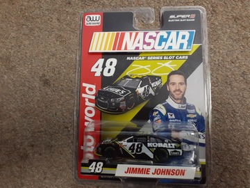 Selling: Autoworld NASCAR Jimmy Johnson