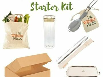 Announcement: Life w/out Plastic! Save the Planet & Support TEACH