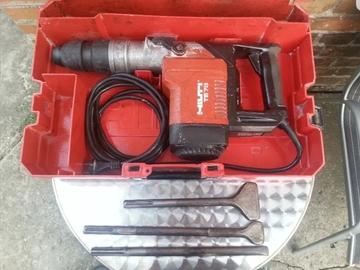 Renting out equipment (w/o operator): Hilti TE75