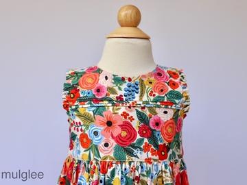 : Flowers in Bloom - Dress for Girls
