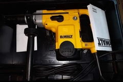 Renting out equipment (w/o operator): DeWalt d2550 KSDS-max