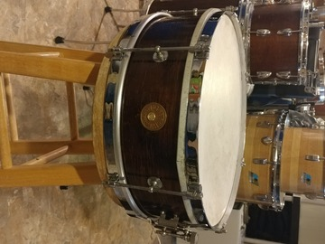 Selling with online payment: 1950s Gretch Vintage Snare RARE