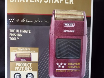 Selling with online payment: Shaver/Shaper
