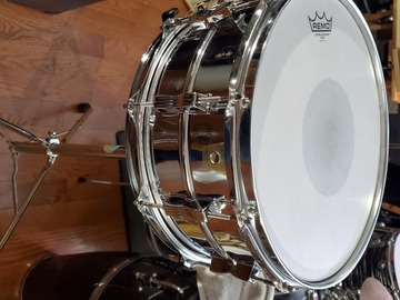 Show Off Your Drums! (no sales): showing off my 1984 Ludwig SupraPhonic 6.5 x 14 w Bowtie Lugs