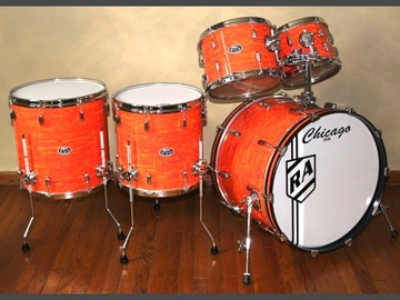 Show Off Your Drums! (no sales): Chicago Drum Does it again