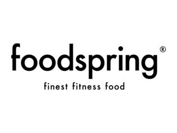 Vente: e-Carte cadeau Foodspring (50€)