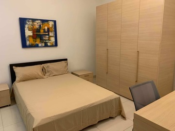 Rooms for rent: Double room for rent in Gzira