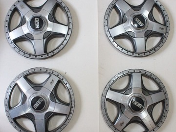 Selling: bbs f 004 faces 17' with center caps