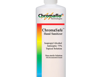 Sell your product: 16 oz Bottles ChromaSafe™ Hand Sanitizer (12 Bottle Case)