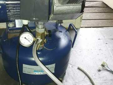 Artikel aangeboden: Durr compressor 380 volt
