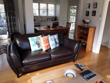 Book on LiveLocal or Other Platforms: Greytown Cottage. Up to 6 (SIX) guests.