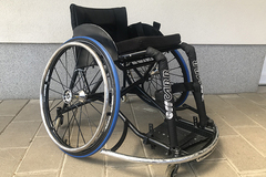 Selling with online payment: OFF CARR WIND wheelchair for Basketball-Tennis-Handball