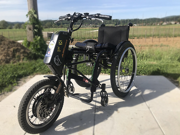 "Selling with online payment: Electric Connector 16"" & Wheelchair GRATIS"