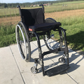 Selling with online payment: KÜSCHALL CHAMPION FOLDING WHEELCHAIR