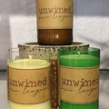 Selling with online payment: Unwined Natural Soy Candles