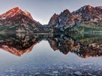 Offer To Share: Jenny Lake 8/19-8/23 (Sample)