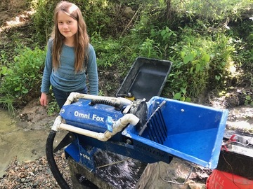 Offering with online payment: Virginia Family Gold Adventure