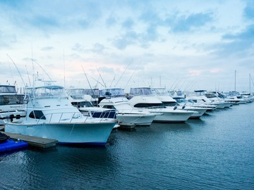 Rent By The Day (Calendar availability option): 12m Berth Nelson Bay d'Albora Marinas